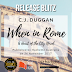 RELEASE BLITZ  - When in Rome by C.J. Duggan