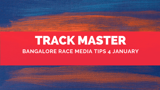 Bangalore Race Media Tips 4 January