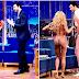 Danilo Gentili fica completamente nu durante entrevista no The Noite
