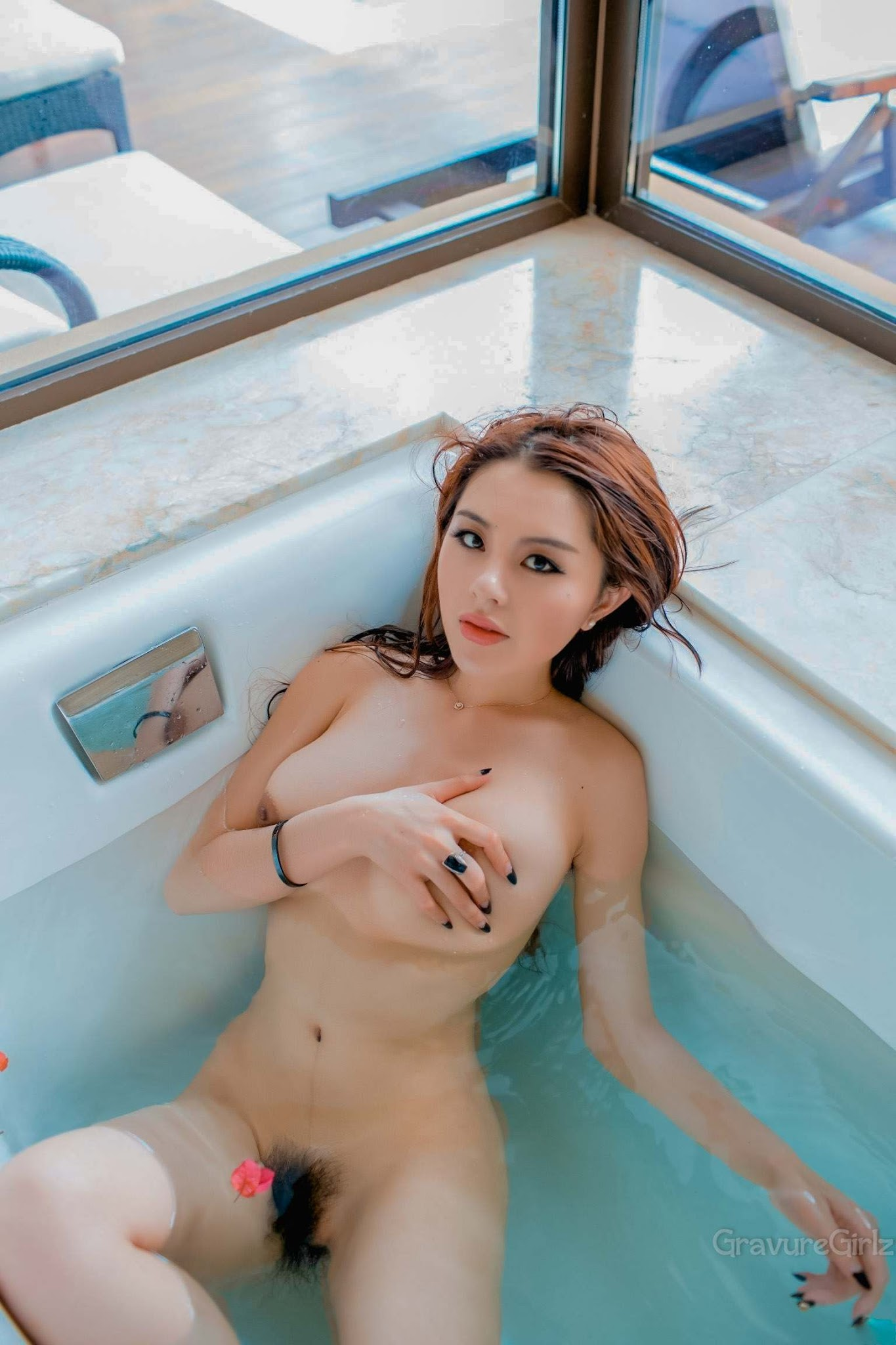 Zhao Wei Yi 赵惟依 Vol.005 | Bathtub Nudity | TuiGirl Special ...