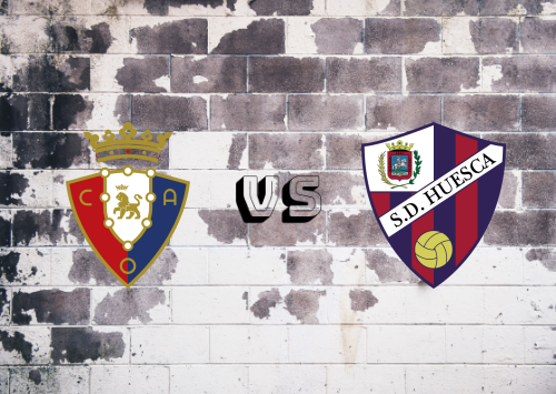 Osasuna vs Huesca  Resumen