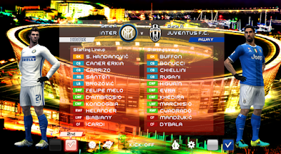 PESEdit 11.0 Patch PES 2013 16/17