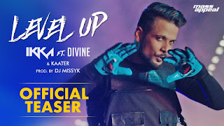 LEVEL UP (लेवल अप Lyrics in Hindi) - Ikka x Divine