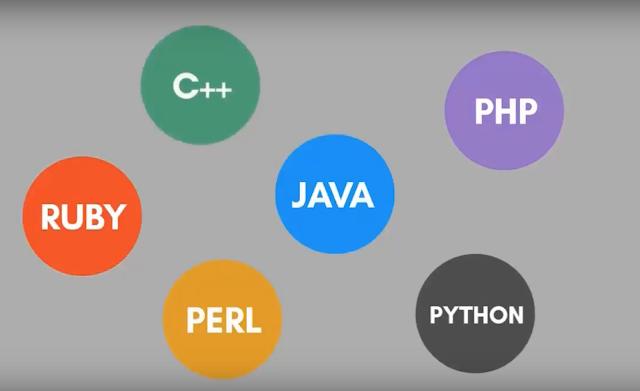 Labkom99.com - Bahasa pemrograman apa yang akan anda dipilih untuk belajar pemrograman secara otodidak atau mandiri ? Maka Anda perlu menentukan apa yang Anda rasa mudah dan bagus terlebih dahulu. Kemudian Anda dapat membuat pilihan yang sesuai keinginan. Jadi, selanjutnya labkom99 akan memberikan ulasan berdasarkan perbedaan berbagai macam Bahasa pemrograman.