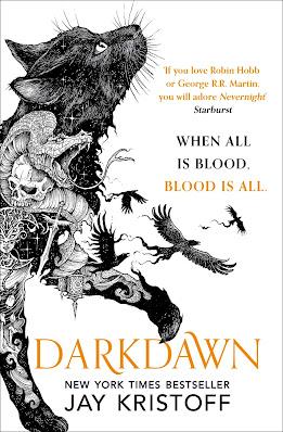 Darkdawn by Jay Kristoff book cover