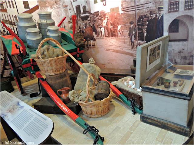 Azorean Whaleman Gallery  en el Museo de las Ballenas de New Bedford