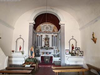 CHURCH / Capela da Nossa Senhora dos Prazeres, Ponte de Sôr / Castelo de Vide, Portugal