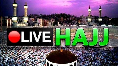 Hajj  live From Makkah 2021