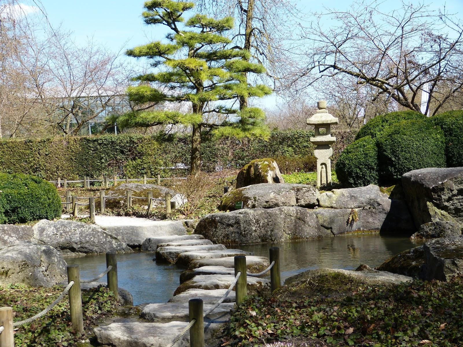 Japanischer Garten Augsburg Bild Quotjapan Garten Quot Zu
