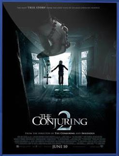 El conjuro 2 (2016)  | DVDRip Latino HD Mega 1 Link