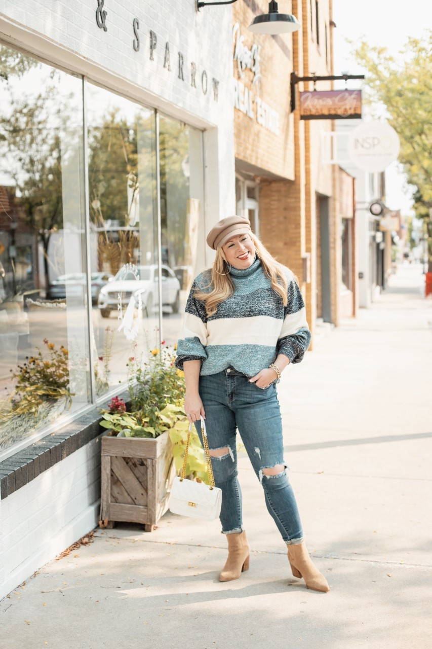 Jana Style Blog | Sweater Weather | Styling Tips
