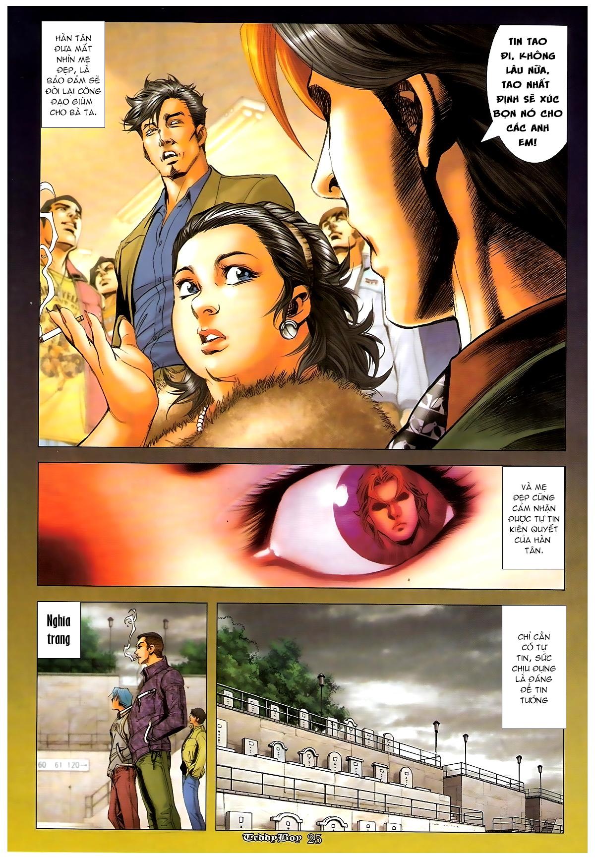 Người Trong Giang Hồ - Chapter 1264: Sinh mệnh chung kết - Pic 22