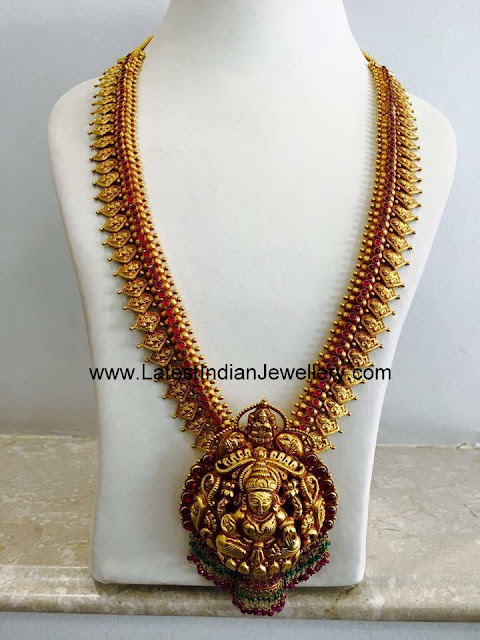 5 in 1 Lakshmi Haram