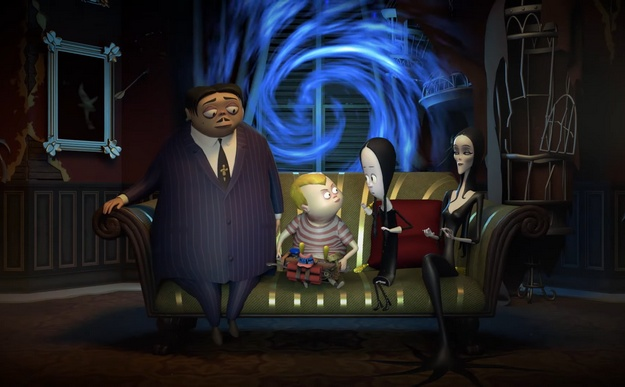 The Addams Family gets another game
