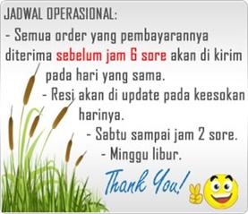 Jadwal Operasional JatimoLShop