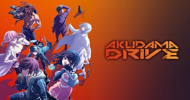 انمي Akudama Drive مترجم كامل Online HD