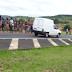 Indígenas fecham a BR 277 em Nova Laranjeiras