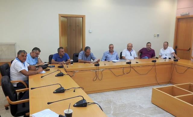 Σύσκεψη για την τριστέτσα στην Αργολίδα - Νέα στρατηγική με νέο ολοκληρωμένο σχέδιο