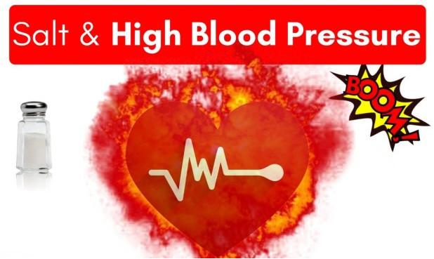 Salty Stuff: Salt, Blood Pressure, and Your Health