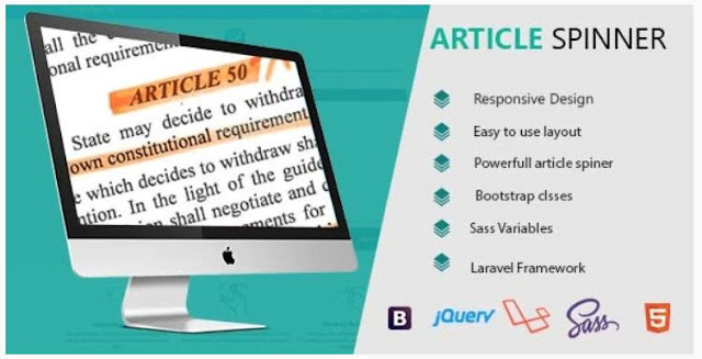 tubo best article spinner software
