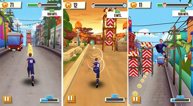 تعرف الآن على اللعبة الخرافية الجديدة لليونيل ميسي والتي تجميع بين Subway surfers وعالم البوكيمونات !