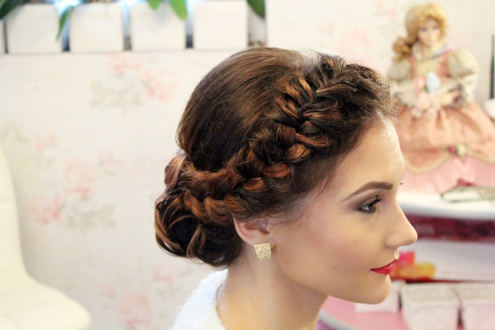 Hair Style Videos Youtube: Beautiful Hairstyles By Lucy Style, Romania!
