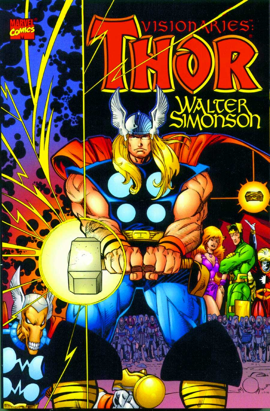 Image result for thor walt simonson