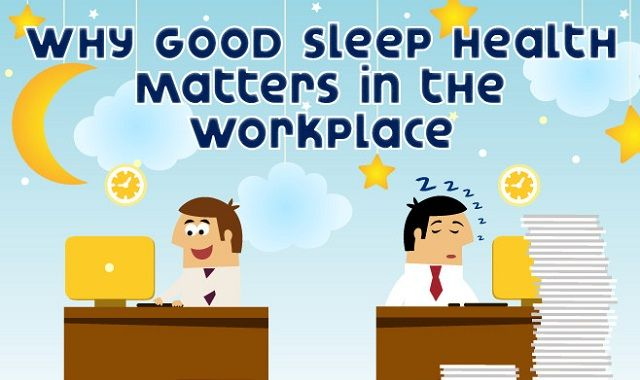 Image: Why Good Sleep Health Matters in the Workplace