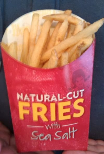 Grassy Knoll Institute: Wendy's Natural Cut Fries