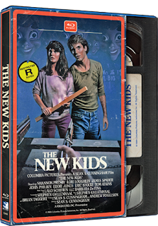Bu-ray Review - The New Kids (1985)
