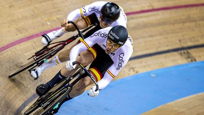 La Selección Española de Ciclismo no participará en la Copa de las Naciones de Pista de San Petersburgo