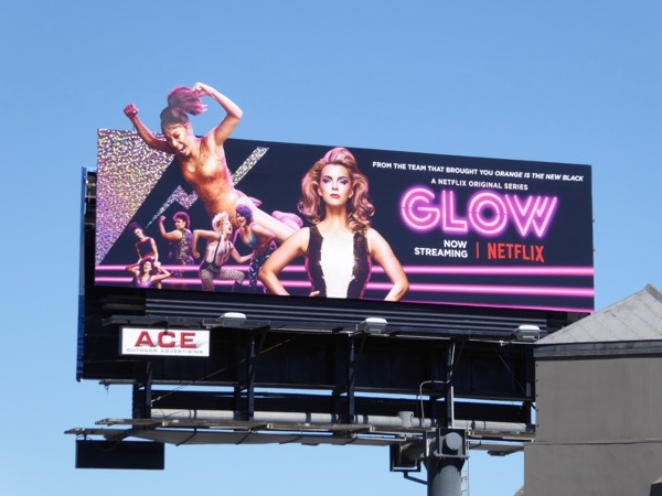 Glow special extension cutout billboard