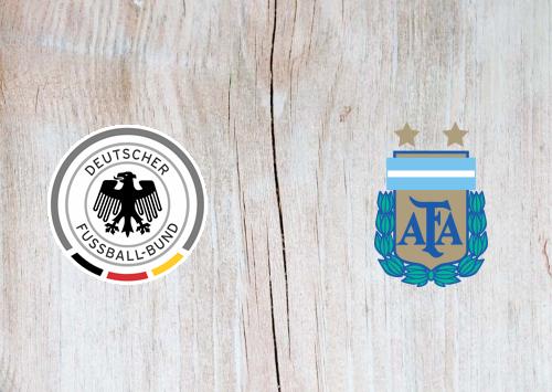 Germany vs Argentina -Highlights 9 October 2019