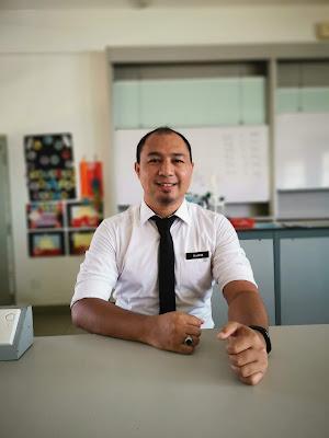 Kejayaan saya adalah kejayaan guru Malaysia di persada dunia