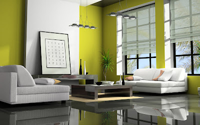 Grey And Lime Green Living Room grey and lime green living room - home design ideas