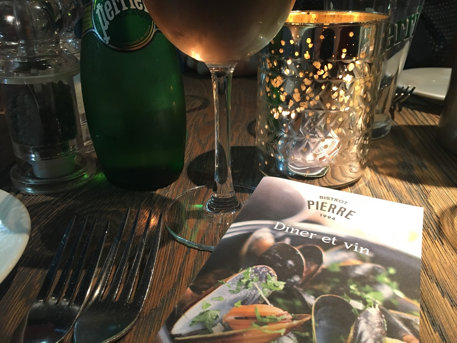 Bistrot Pierre Leicester review \ french bistro \ food \ a la carte \ Priceless Life of Mine \ Over 40 lifestyle blog