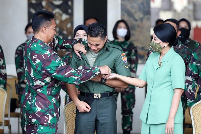 Jenderal Andika Ceritakan Momen Pertama Curigai Kondisi Aprilio Manganang