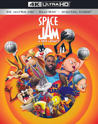 Space Jam A New Legacy 4k Ultra Hd