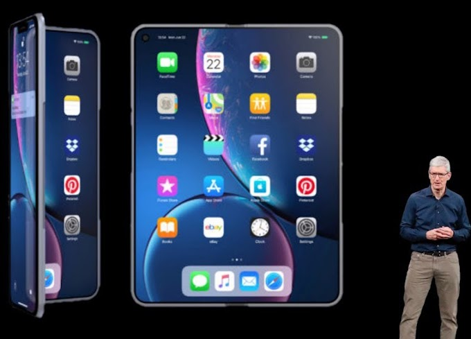 Will iPhone Foldable Screen Launches In 2023