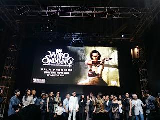 gala premiere wiro sableng