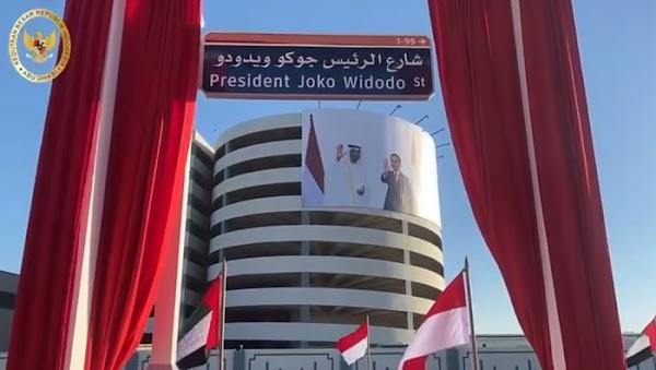 UEA Juga Akan Bangun Masjid 'Presiden Joko Widodo' di Abu Dhabi