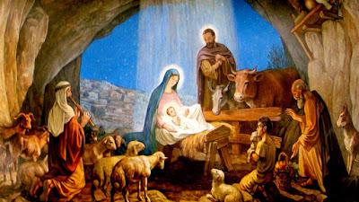 Коледа е ! Честито Рождество Христово!
