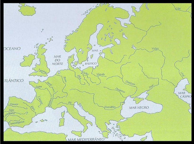 Rios da Europa