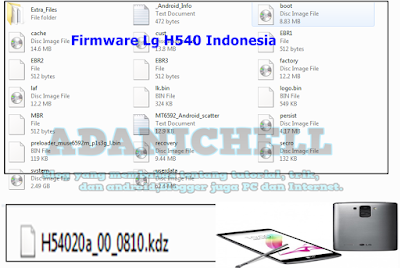 Firmware Lg H540 Indonesia