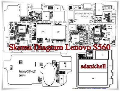 Skema Diagram Lenovo S560