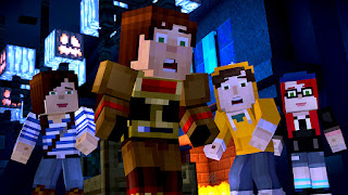 Minecraft Story Mode Complete Episodes 1-8