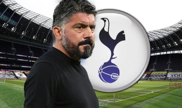 Tottenham target Gattuso as new manager