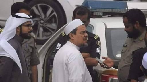 Soal Rizieq Shihab, FPI 'Tantang' Yasonna Surati Arab Saudi