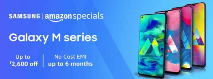 Why Now You Should Buy M Series Smartphone's From Amazon.in ?