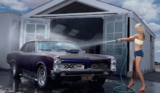 Car Wash Process at Home